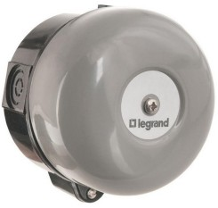 Legrand 041349 240V AC 100mm external bell
