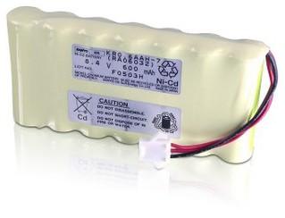 Lathem VIS6020 NiCd Backup Battery for Lathem 7000E and 7500E