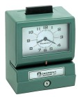 Acroprint BP125/AR3 Battery Operated Time/Date Stamp