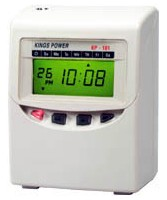 Kings Power KP-101 Time Clock