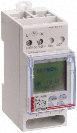 time clocks australia legrand rex 2000 time switch rh timeclocks com au Le Grand Light Switches Le Grand Timer Programmable