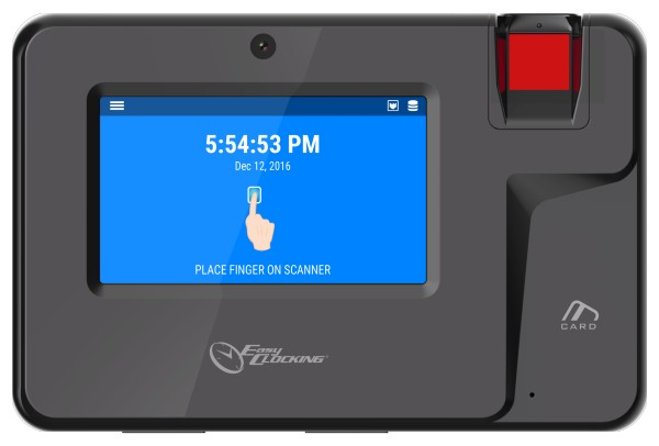 Timelogix TL200 cloud based basic fingerprint (biometric) time and  attendance bundy time clock package